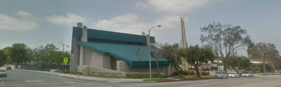 First Lutheran Church 2900 W. Carson St. Torrance, CA 90503